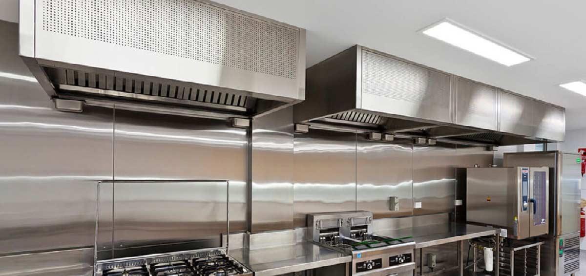طراحی آشپزخانه صنعتی - راهنمای 0 تا 100 طراحی آشپزخانه صنعتی