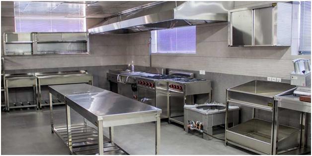 طراحی یک آشپزخانه صنعتی - اصول طراحی یک آشپزخانه صنعتی چیست؟
