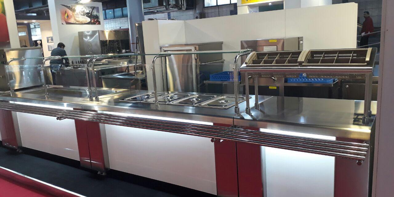 چگونگی طراحی یک آشپزخانه صنعتی - چگونگی طراحی یک آشپزخانه صنعتی